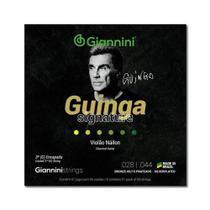 Giannini - Encordoamento Para Violão Náilon SSGGG -