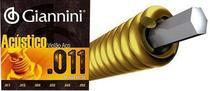 Giannini Encordoamento Violão Aço Bronze 65/35 011 GESPW -