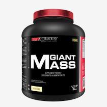 Giant Mass 3kg Baunilha  Bodybuilders -