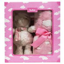 Gift Ovelhinha Dos Sonhos Rosa 7572 Buba -