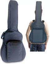 Gig Bag Capa Violao Clássico Mellody Ka06 Extra Luxo -