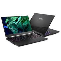 Gigabyte Aero 15 (Laptop Gamer) i9-11980HK tela 15' UHD 4K Nvidia RTX 3080 SSD 2Tb NVMe RAM 32Gb -