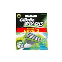 Gillette Carga Mach3 Sensitive Barcelona C/3