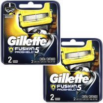 Gillette Fusion5 Proshield 4 Cartuchos -