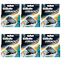 Gillette Mach3 Carga Regular C/2 (Kit C/12)