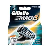 Gillette Mach3 Carga Regular C/2 -