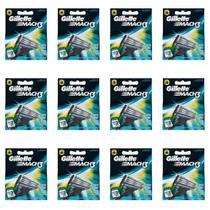 Gillette Mach3 Carga Regular C/3 (Kit C/12) -