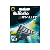 Gillette Mach3 Carga Regular C/3 -