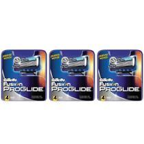 Gillette Proglide Carga Regular C/4 (Kit C/03) -