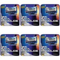 Gillette Proglide Carga Regular C/4 (Kit C/06) -