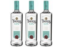 Gin Salton Theros Clássico 1L - 3 Unidades