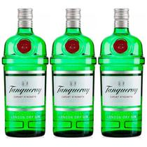 Gin Tanqueray London Dry 750ml 03 Unidades -