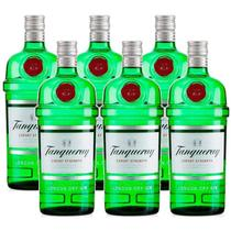 Gin Tanqueray London Dry 750ml 06 Unidades -