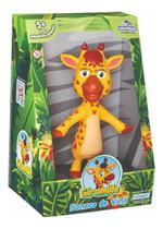 Girafa infantil em vinil Giramille Adijomar -