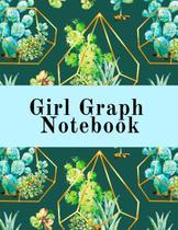 Girl Graph Notebook - Inge baum