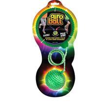 Giroball Verde com Luzes Pule e Gire - DTC 3805 -