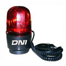 Giroflex Luz de Emergência Sinalizador 24V Vermelho - DNI -