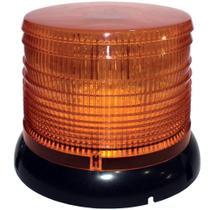 Giroflex Luz Emergência Universal 60 Leds Bivolt Âmbar Fixação Imã Parafuso DNI -