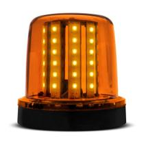 Giroled 10w 12/24 54 leds ambar - Autopoli