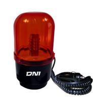 Giroled Luz de Emergência Sinalizador Bivolt 24 Leds Vermelha - DNI -