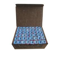 Giz Azul 7 Belo para tacos de Sinuca / Bilhar - 144 unidades - Maxxi Tacos