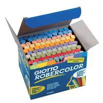 Giz Para Quadro Negro Giotto Antialergico Colorido Com 100 -