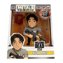 Glenn Rhee de 10cm The Walking Dead Metals Die Cast Jada 97937 DTC 4026 -