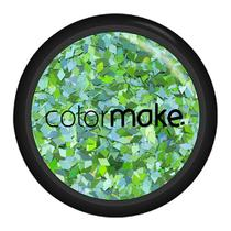 Glitter Poliester Holografico Diamante Mix - Color Make - Yur color make