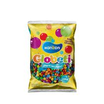 Globeti confeitos de chocolate 300g COLORIDO - Horizon