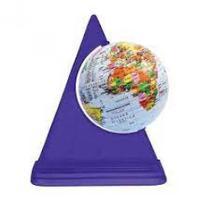Globo terrestre 10cm junior color roxo-313277 - LIBRERIA