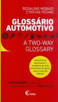 Glossario automotivo - portugues / ingles