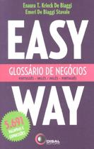Glossario de negocios port/ing - ing/port - easy way - Disal editora