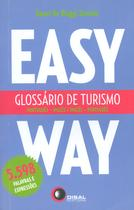 Glossario de turismo port/ing - ing/port - easy way - Disal editora