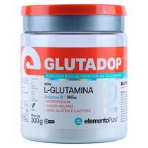 Glutadop L-Glutamina Elemento Puro 300g -