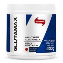 Glutamax Glutamina Em Pó Sem Sabor 400g Vitafor -