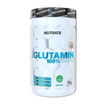 Glutamin 100% Imuno - 1000g Natural - Nutrata -