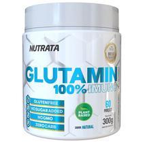 Glutamin 100% Imuno 300G Nutrata -