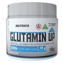 Glutamin UP Sabor Natural 150g Nutrata -
