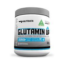 Glutamin Up Sabor Natural 300g Nutrata -