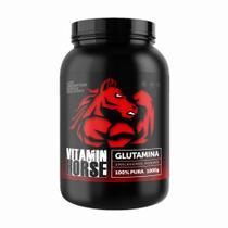 Glutamina 100% Pura 1Kg - Vitamin Horse
