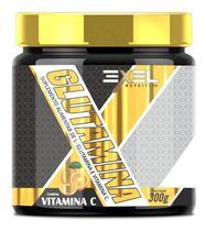 Glutamina 300g Exel - C/ 100mg De Vit C Por Dose - Promoção -