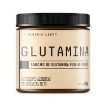 GLUTAMINA (300g) - Generic Labs -