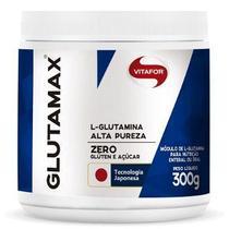 Glutamina 300g Glutamax Vitafor - Alta Pureza Tecn. Japonesa -