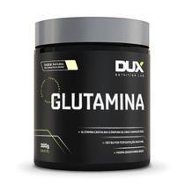Glutamina - 300g Sabor Natural - Dux Nutrition -