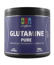 Glutamina 300g Suplemento - Nutrosport -