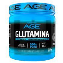 Glutamina Age Nutrilatina - Suplemento -