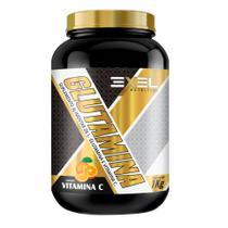 Glutamina Com Vitamina C - 1kg - Exel