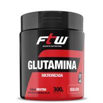 Glutamina Em Pó Ftw 300g -