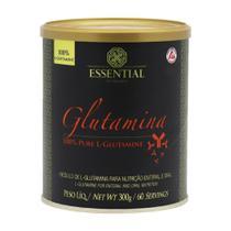 Glutamina - Essential Nutrition 300g -