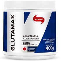Glutamina Glutamax em pó Vitafor 400g -